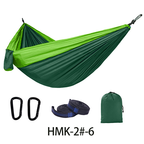 Manufacture Fast Delivery Custom Double and Single Travel Lightweight Outdoor hammock